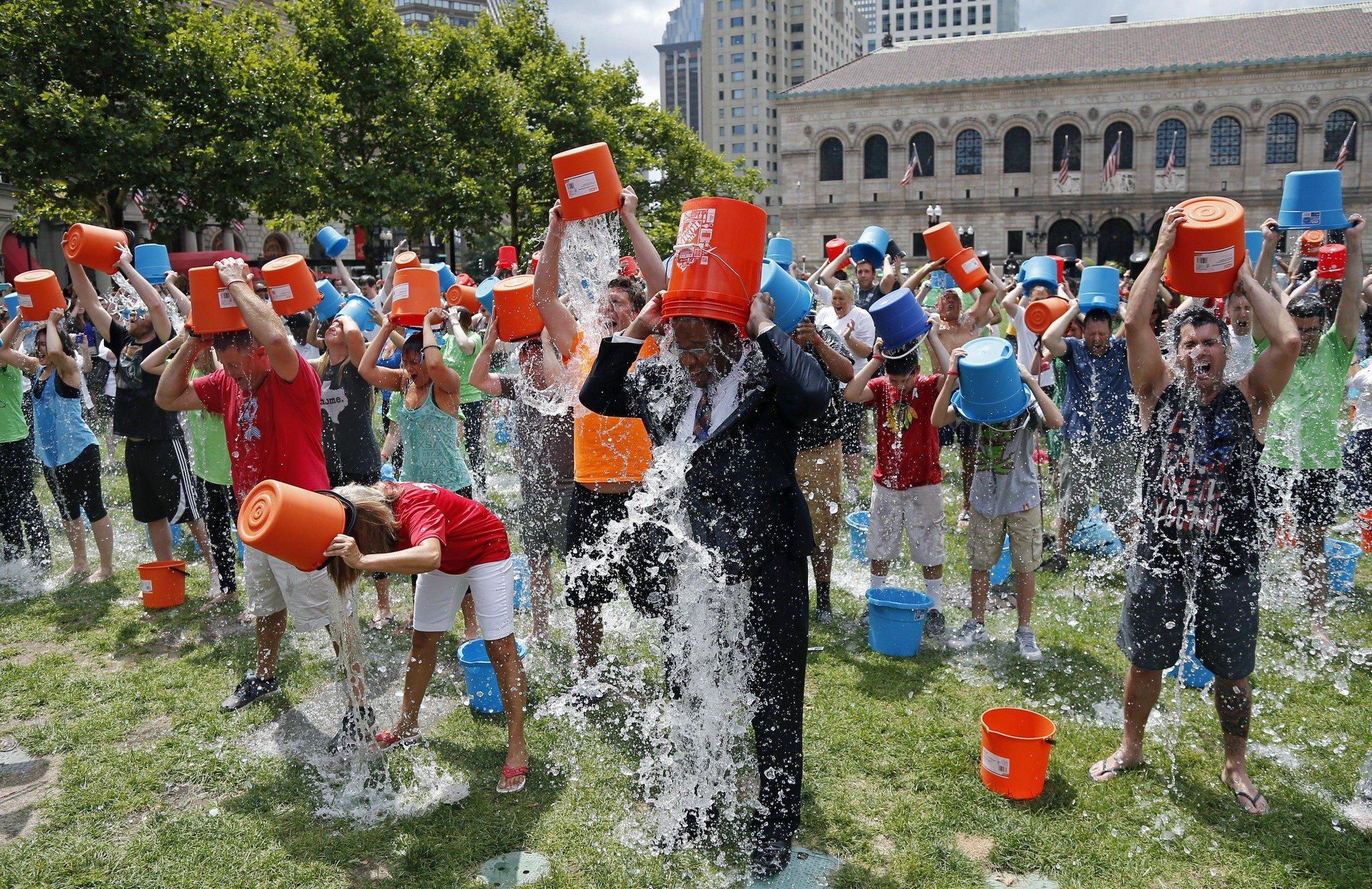 SLA: Ice Bucket Challenge