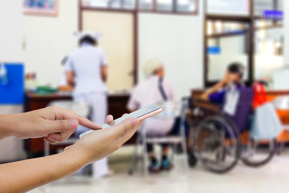 smartphones en médecine